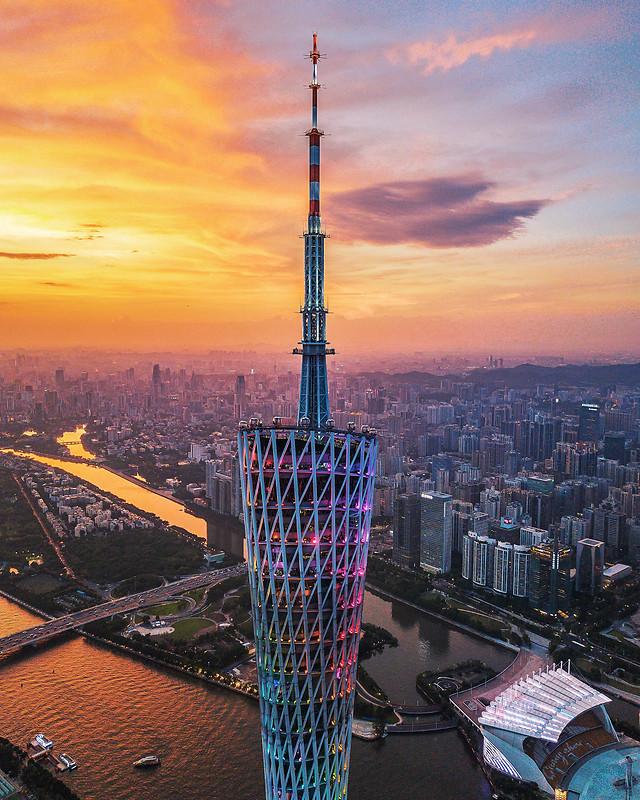city-architecture-tower-building-skyscraper picture material