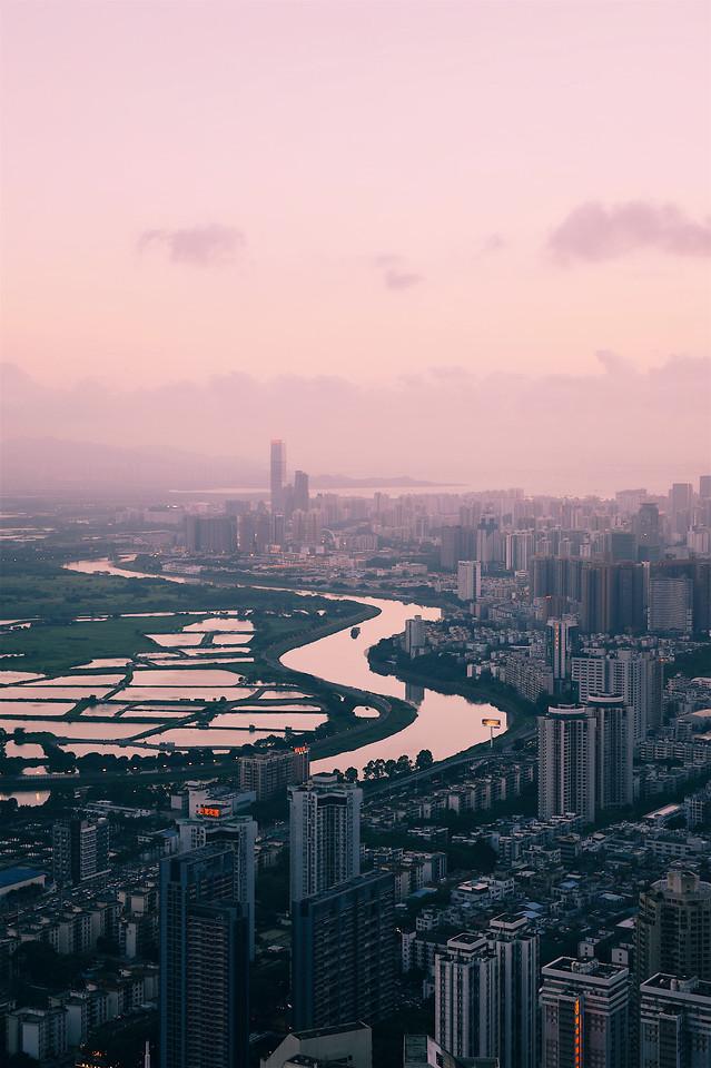city-skyline-skyscraper-metropolitan-area-cityscape picture material