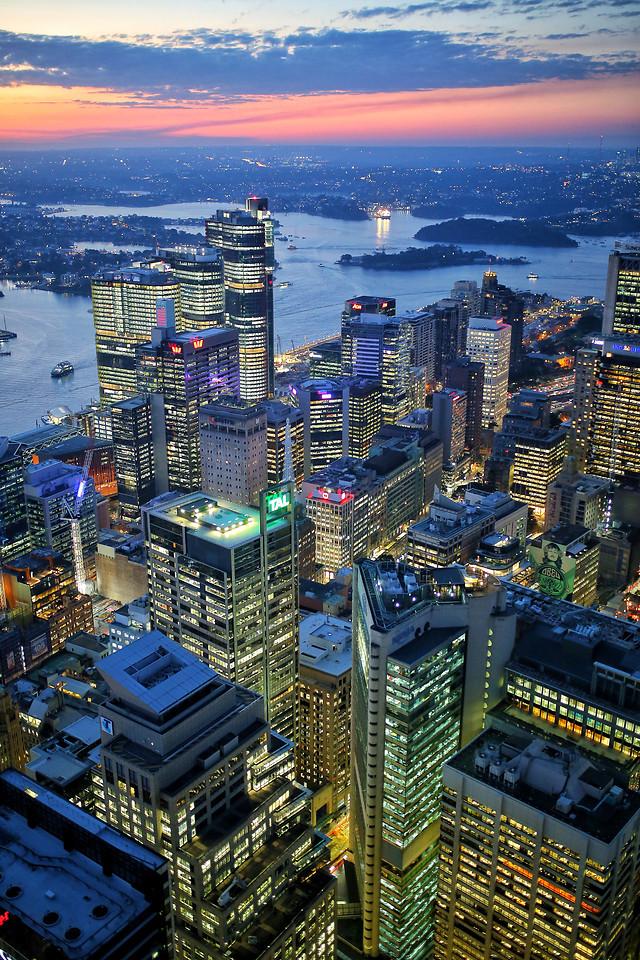 city-cityscape-skyline-skyscraper-metropolitan-area 图片素材