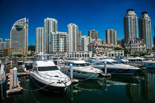 harbor-water-marina-travel-city picture material