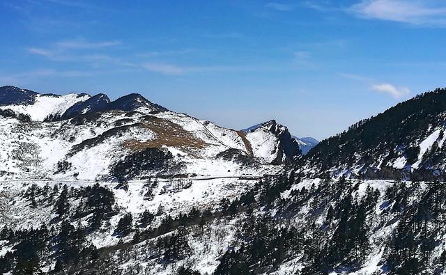 snow-mountain-ice-winter-landscape 图片素材