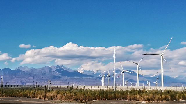 electricity-windmill-energy-turbine-technology picture material