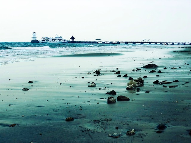 mobile-photography-body-of-water-sea-blue-water 图片素材