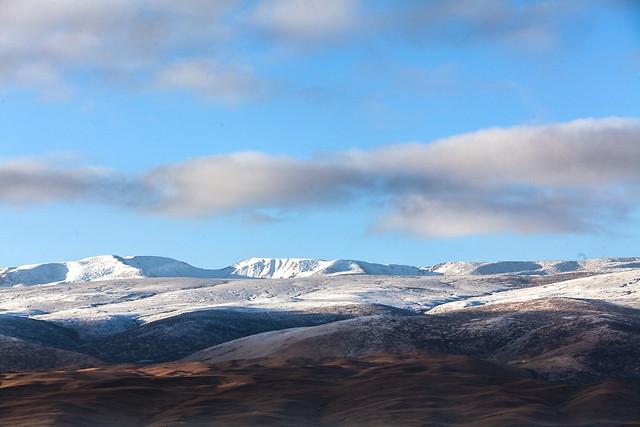 snow-no-person-mountain-travel-landscape picture material