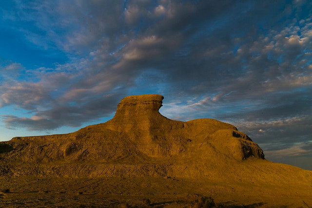 no-person-desert-travel-landscape-sunset 图片素材