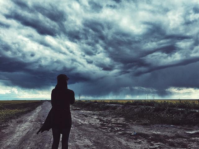storm-sky-landscape-cloud-beach 图片素材