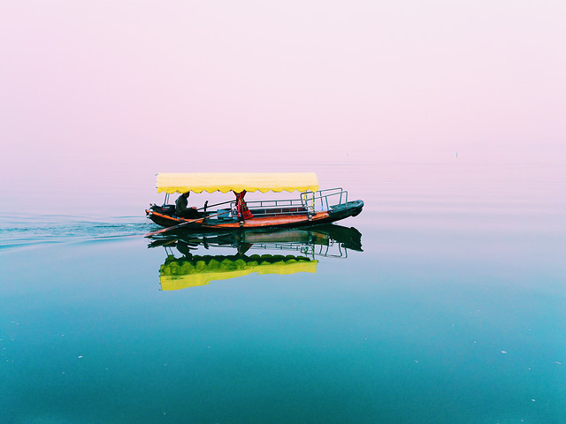 water-no-person-sky-travel-boat picture material