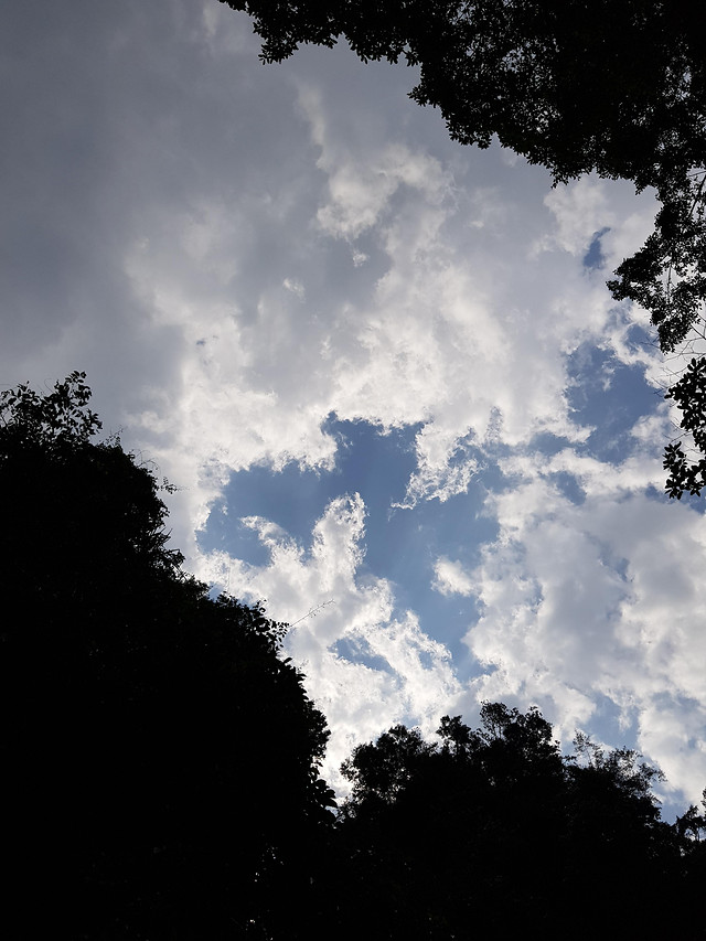 sky-cloud-no-person-nature-daytime picture material
