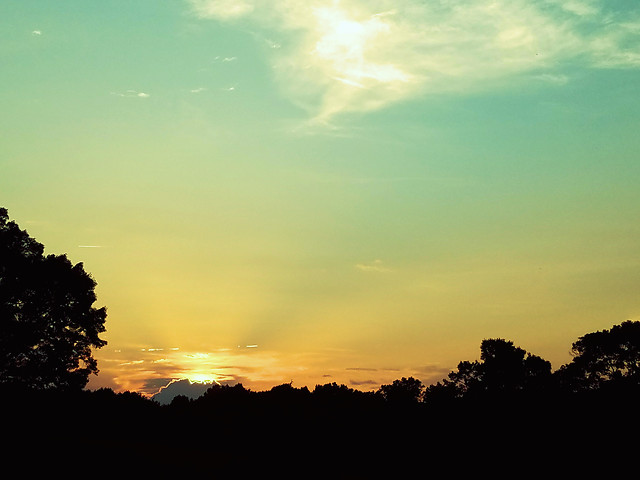 sunset-no-person-sky-dawn-sun picture material
