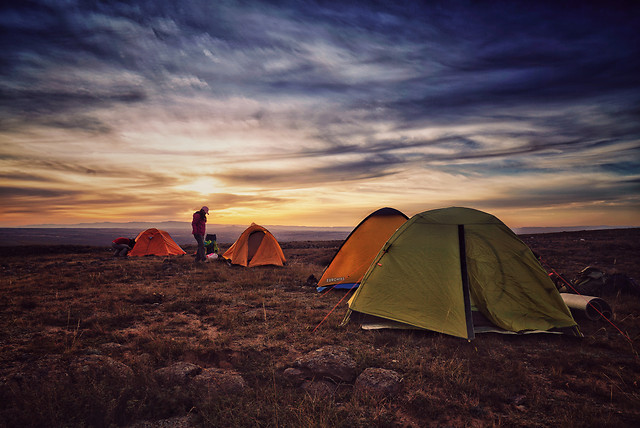 tent-sunset-no-person-adventure-campsite picture material