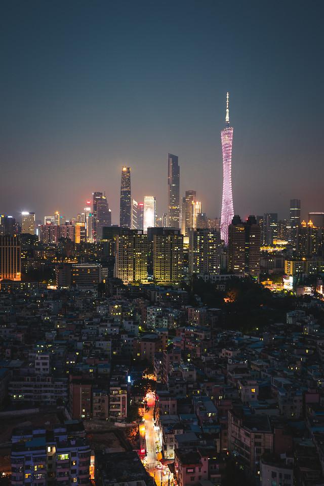metropolitan-area-city-cityscape-skyscraper-skyline 图片素材