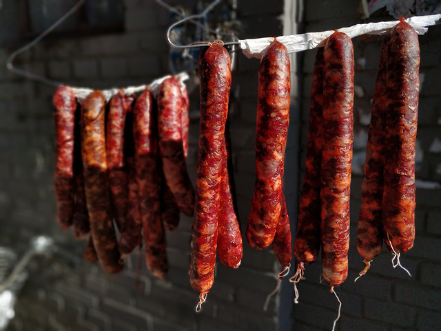 beef-barbecue-pork-sausage-meat picture material