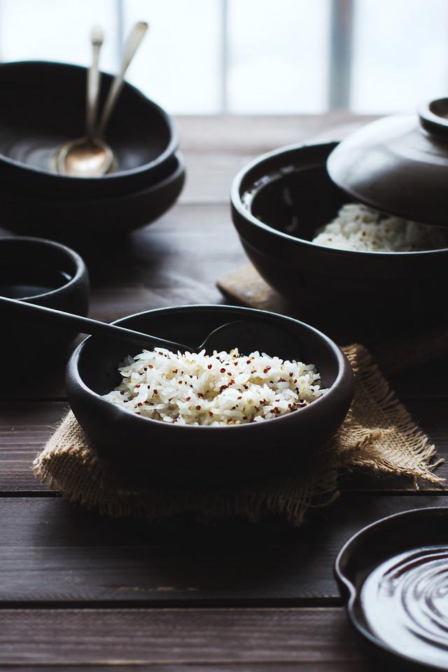 bowl-food-no-person-bamboo-healthy 图片素材