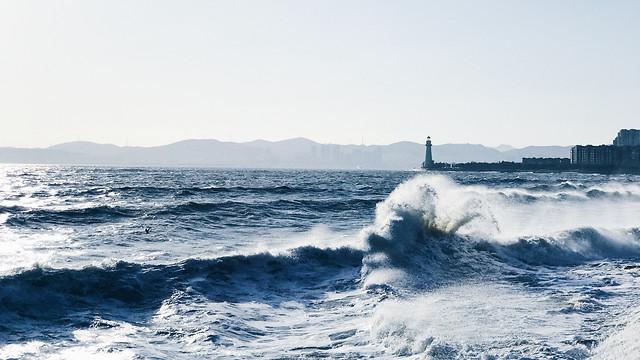 sea-water-ocean-beach-wave picture material
