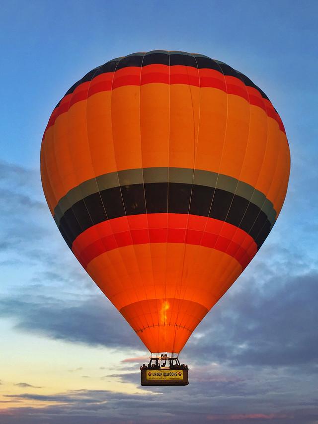 balloon-no-person-hot-air-ballooning-hot-air-balloon-sky picture material