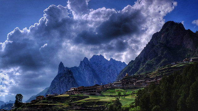 mountain-travel-landscape-sky-nature 图片素材
