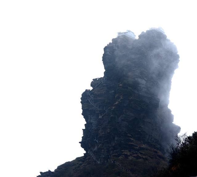 rock-atmospheric-phenomenon-formation-sky-geological-phenomenon 图片素材