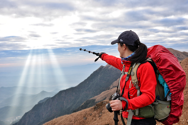 adventure-hike-outdoors-one-climb picture material