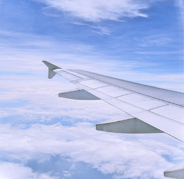 airplane-aircraft-flight-flying-sky picture material
