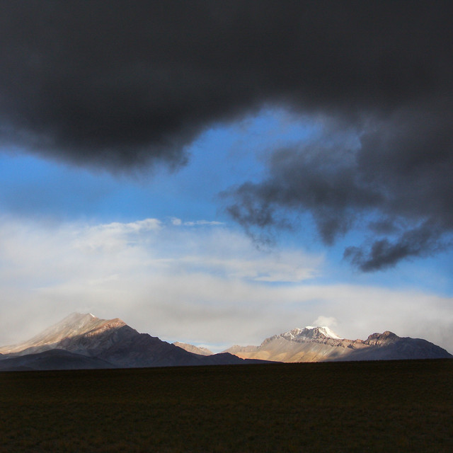mountain-landscape-volcano-no-person-sky picture material