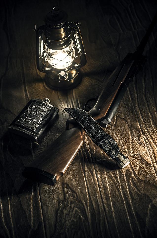 枪-酒-刀 picture material