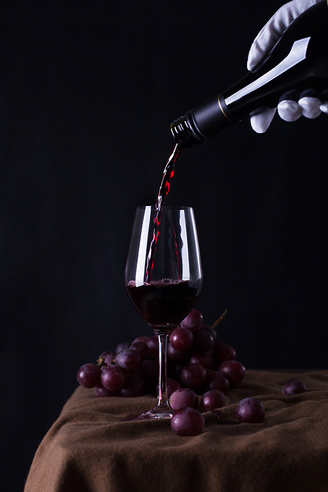 wine-drink-red-wine-glass-still-life 图片素材
