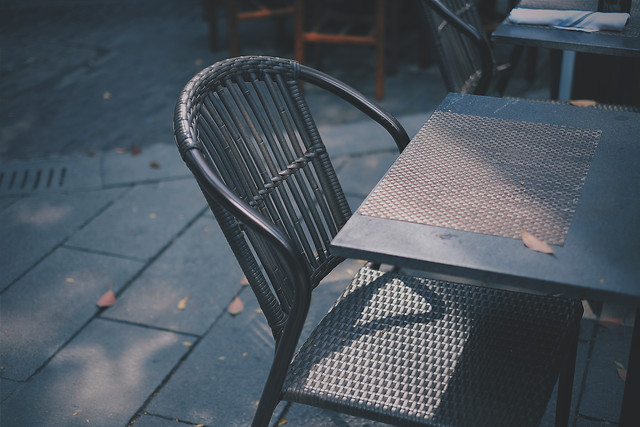 no-person-seat-chair-empty-outdoors picture material