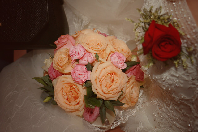 wedding-rose-bride-flower-love picture material