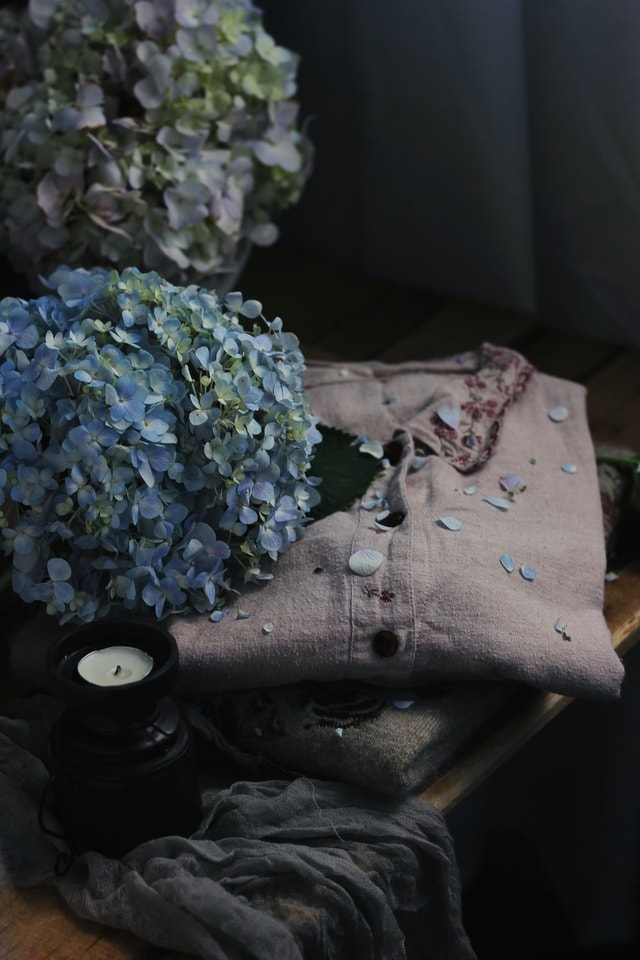 flower-rural-clothes-still-life-plant picture material