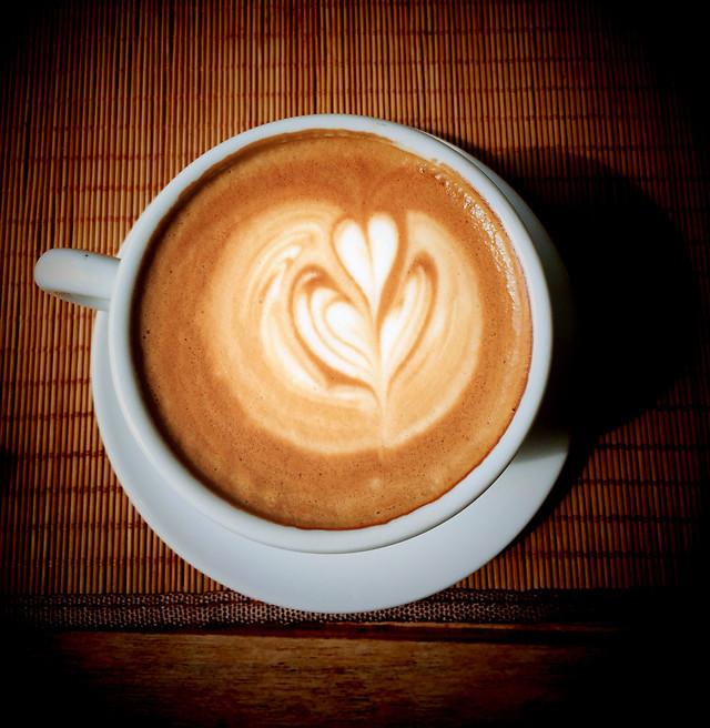 coffee-espresso-cappuccino-foam-caffeine picture material