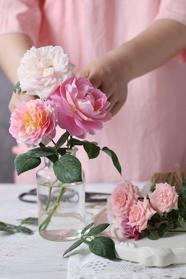 flower-rose-wedding-bouquet-love picture material