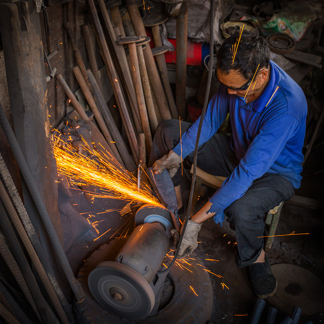 welder-flame-industry-metalwork-torch picture material