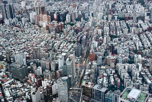 city-cityscape-aerial-metropolitan-area-skyline picture material