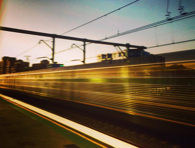 transportation-system-bridge-blur-traffic-road picture material