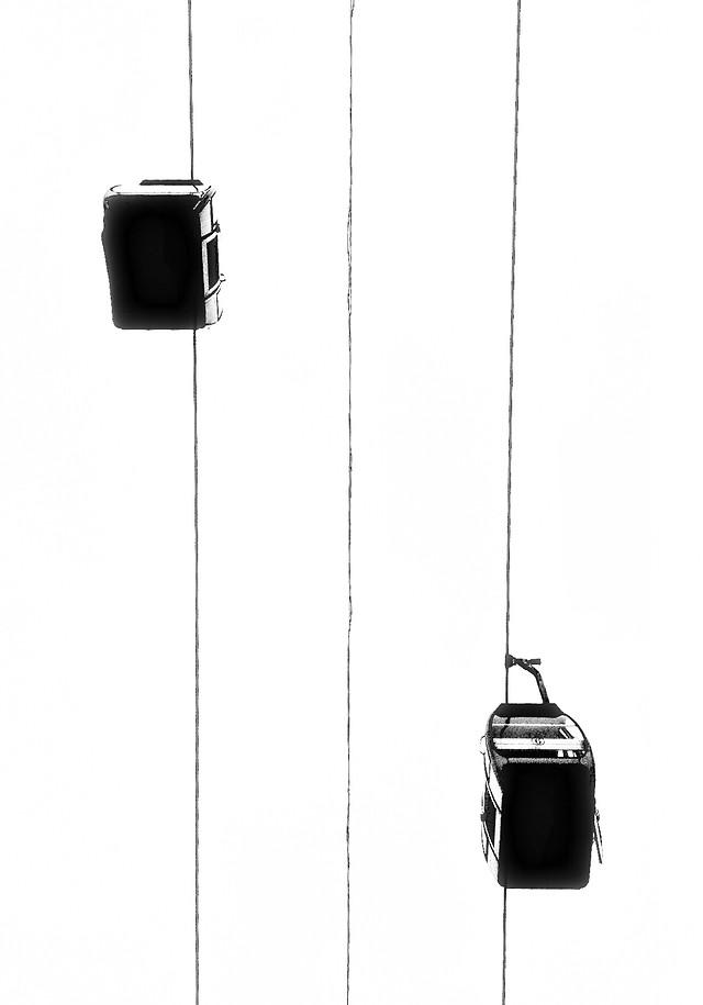 luggage-no-person-hanging-retro-studio picture material
