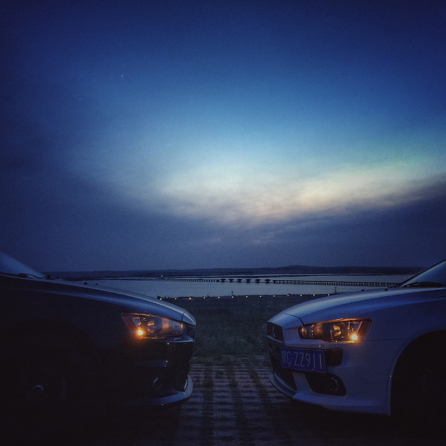 sunset-travel-car-vehicle-transportation-system picture material