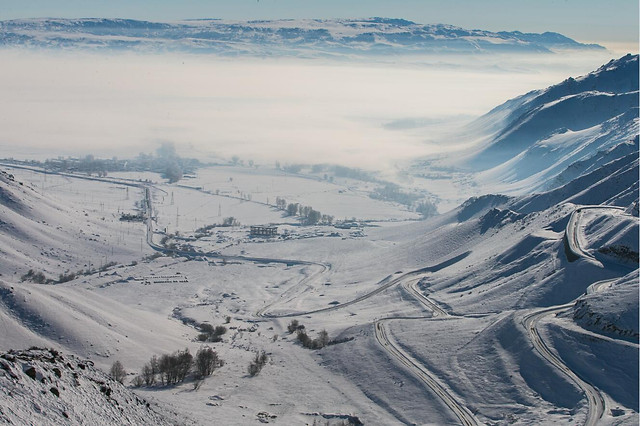 winter-snow-mountain-cold-landscape 图片素材