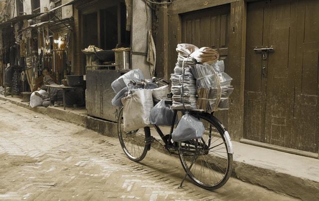 bicycle-vintage-mode-of-transport-vehicle-bicycle-wheel 图片素材