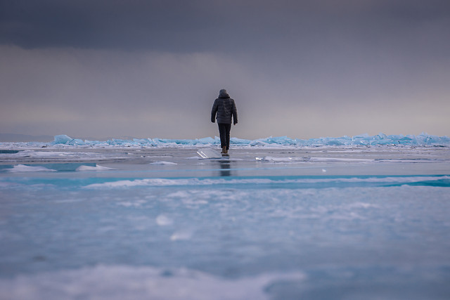 water-snow-sea-beach-winter 图片素材