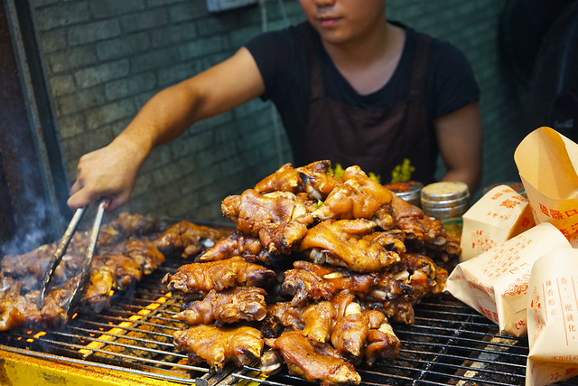 barbecue-meat-food-cooking-hot 图片素材