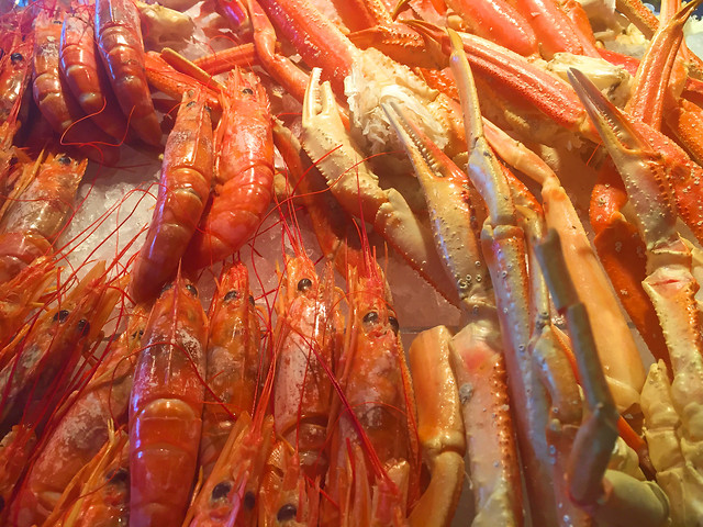 seafood-fish-crustacean-lobster-shellfish 图片素材