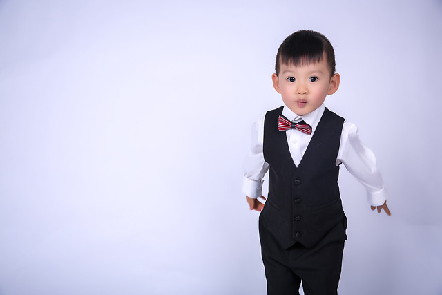 man-suit-people-formal-wear-child picture material
