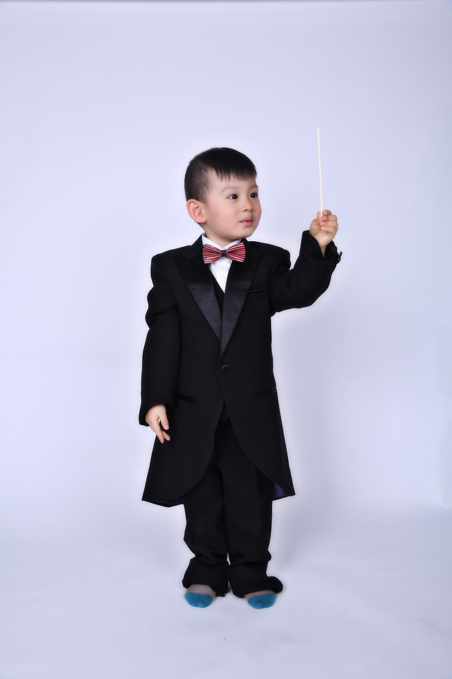 suit-people-man-formal-wear-child picture material