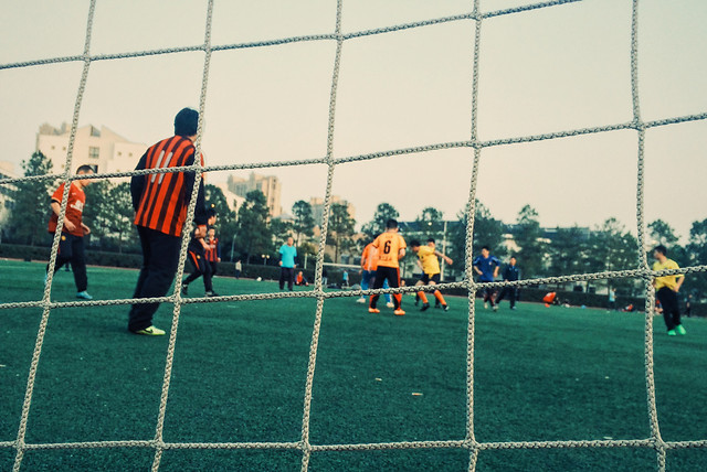 soccer-competition-ball-goal-football picture material