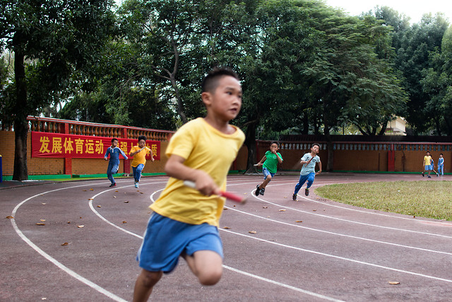 people-sports-competition-runner-motion picture material