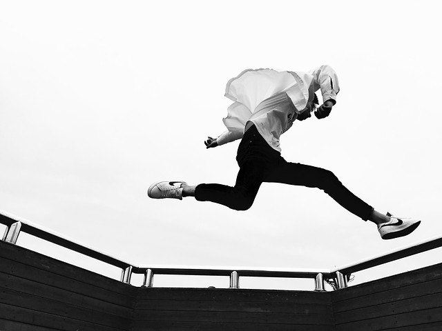 jump-skate-skateboard-white-balance picture material