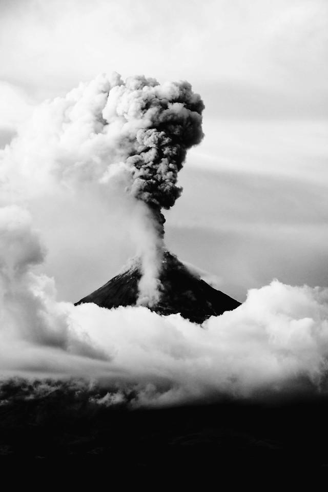 no-person-sky-nature-landscape-monochrome picture material