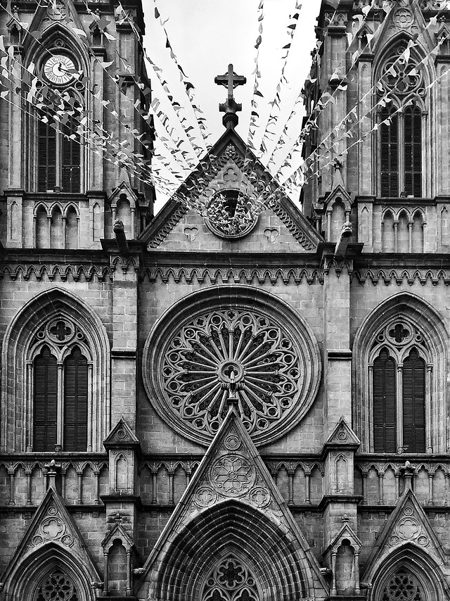 church-architecture-goth-like-cathedral-religion picture material