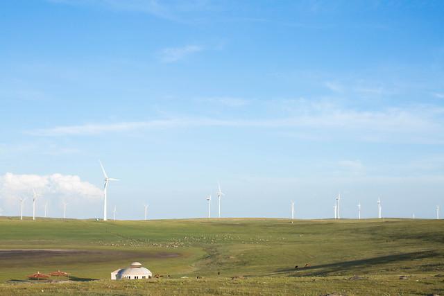 windmill-turbine-no-person-wind-wind-turbine picture material