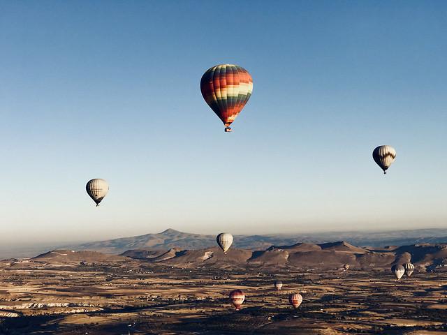 balloon-hot-air-balloon-no-person-adventure-sky picture material
